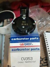 CV353 CARQUEST CHOKE THERMOSTAT FITS BUICK CHEVY DODGE OLDSMOBILE PLYMOUTH NOS