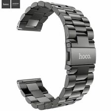HOCO 22mm Stainless Steel Strap Watch Band for Samsung Gear S3 Frontier w/ Tool