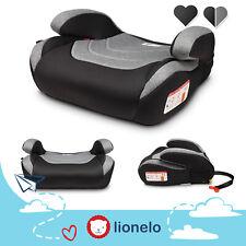 Lionelo Luuk FIX Kindersitzerhöhung ISOFIX Kinderautositz Sitzerhöhung 22-36Kg