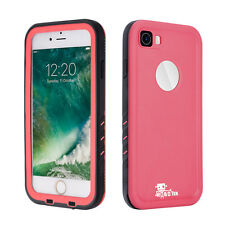 Robotek iPhone 8 Waterproof Full-body Rugged Case with Built-in Screen Protector