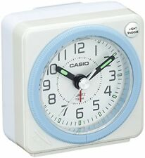 CASIO TQ-146-7JF analog travel clock alarm clock (Japan Import)