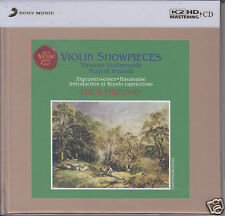 """Violin Showpieces Erick Friedman"" Limited Numbered Japan Audiophile K2HD CD New"