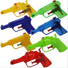 Kids Mini Summer Water Squirt Toy Children Beach Water Gun Pistol Toys AU`