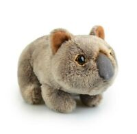 LIL FRIENDS WOMBAT PLUSH SOFT TOY 14CM STUFFED ANIMAL BY KORIMCO