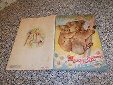 ALBUM figurine ANIMALI DI TUTTO IL MONDO ED.LAMPO/ASTRA 1951 COMPLETO OTTIMO