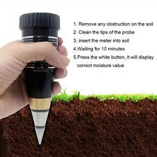 Soil Moisture Meter humidity Tester With Ph Meter Digital Soil PH MetZZIT