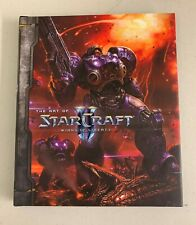 The Art Of Starcraft II Wings Of Liberty (Hardcover) (LN)