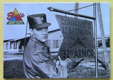 ELVIS  1992 THE ELVIS COLLECTION, ARMY DAYS #38 CARD, ARMY HOME IN GERMANY