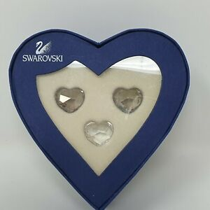 Swarovski Crystal Happy Moments Love Hearts A940 NR 000 144