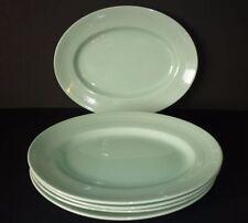 Earthenware Woods Ware Pottery Platters 1940-1959 Date Range