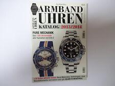 Armbanduhren, Katalog 2013/2014, Heel Verlag