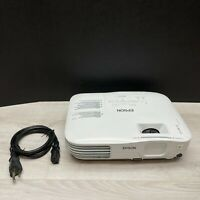 Epson EX3200 1080p 3LCD Projector - White  - LOW HOURS (63)