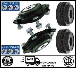 Ford Fusion Front Left & Right TOP 2 Mounting + 2 Bearing COMPLETE KIT 1146153