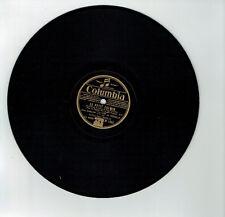 78T MIREILLE Vinyle Phonographe Piano PLEYEL CHOURINETTE - COLUMBIA DF 1353 RARE