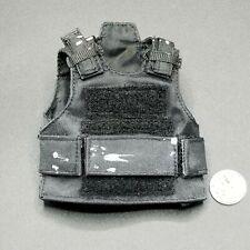 "1:6 Dragon US Army Delta Gary Gordon Black Body Armor 12"" GI Joe BBI DamToys BHD"