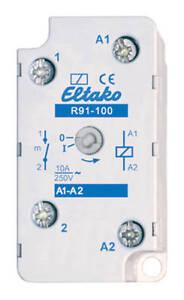 Eltako Schaltrelais R91 , 1 Schließer, 8V, 12V, 230V - neu