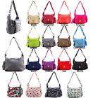 Ladies Crossbody Bag Women Floral Messenger Shoulder Waterproof Satchel Bags New