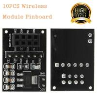 10pcs 3.3V Socket Adapter Plate Board of 6Pin Wireless Module Pinboard NRF24L01+