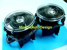 W463 HEAD LAMP ASSEMBLY FULL SET (BLACK) FOR 1986-2006 MERCEDES BENZ G-CLASS