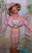 Spiegel Limited Edition Summer Sophisticate Barbie Doll Nrfb Mattel 15591