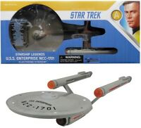 Star Trek Original Series USS Enterprise NCC 1701 Ship Model 50th Anniversary HD