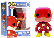 FUNKO POP DC UNIVERSE THE FLASH NEW 52 PX PREVIEWS EXCLUSIVE #10 VAULTED