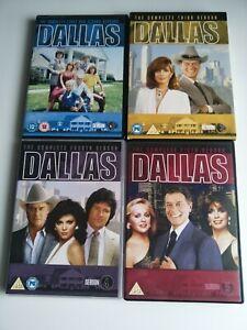 DALLAS SEASON 1 - 5 DVD (REGION 2)