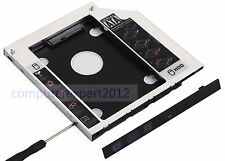 2nd Hard Drive HDD SSD Caddy Adapter for Asus K551LB R510CA X750LN X550LB B551LG