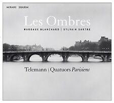 Les Ombres - Telemann: Paris Quartets [CD]