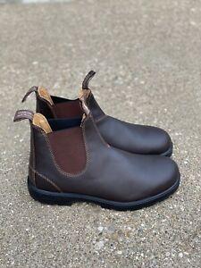 Blundstone BL550 Men's Size 11 (AU 10) Walnut Brown Boots