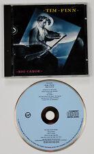 TIM FINN Big Canoe CD album Ger orig 1986 Virgin  CROWDED HOUSE