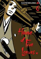 HOUSE OF FIVE LEAVES 6 - ONO, NATSUME - NEW PAPERBACK BOOK