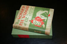 THE WONDERFUL WIZARD OF OZ. FIRST EDITION / L.FRANK BAUM