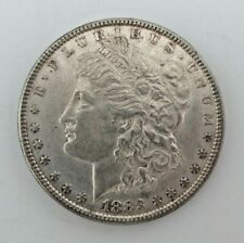 1883-P MORGAN SILVER DOLLAR 90% US COIN V155