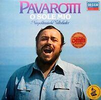 Luciano Pavarotti O sole mio-Neapolitanische Volkslieder (1979) [LP]