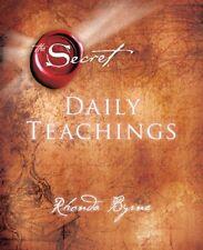 The Secret Daily Teachings by Byrne, Rhonda