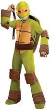 Nickelodeon Teenage Mutant Ninja Turtle Michelangelo Kids Costume Size 8 10 Med