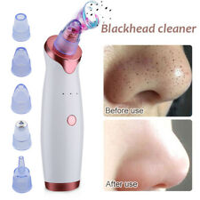 Electric Facial Pore Blackhead Remover Vacuum Suction Cleaner Skin Care Machine