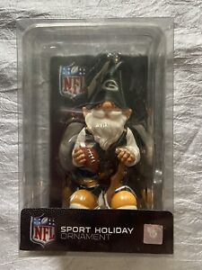 Vtg Forever Collectibles Christmas Ornament Green Bay Packers Gnome