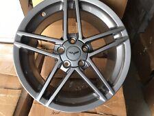 Corvette ZO6 Competition Gray  C6 Wheel 18x9.5