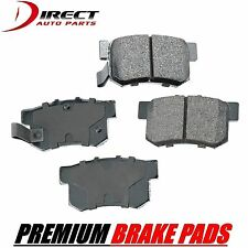 SUZUKI PREMIUM REAR BRAKE PADS FOR SUZUKI SX4 2007 - 2013