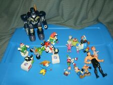 Lot Of Mcdonald And Other Toys