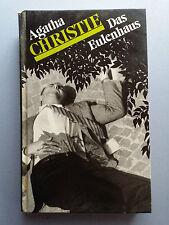 Das Eulenhaus Agatha Christie Scherz Verlag 217 Seiten Kriminalroman Krimi