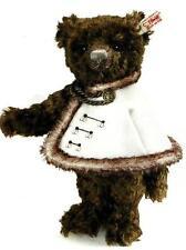 "STEIFF ""GRAF ANDRASSY TEDDY BEAR"" EAN 034770 DARK BROWN MOHAIR BEAR-MAJESTIC"