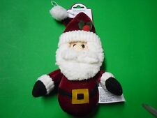 """Trimming Traditions Fabric Santa Claus Christmas Tree Ornament size: 7"""" Tall"""