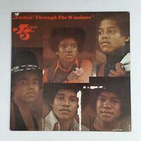 JACKSON 5 Lookin' Through The Windows M750L LP Vinyl VG+ Cover VG+