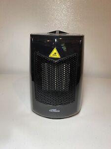 VacPower Space Heater Model H-921 Desktop Heater 800W