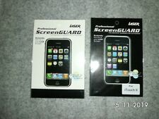 iPod Touch 2G/3G Crystal Clear Screen Guard x2