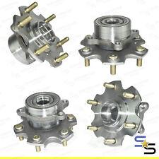 Set of 4 Front & Rear Wheel Bearing Hubs Mitsubishi Pajero NM NP NS NT 1999-2010