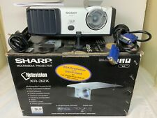 Sharp XR-32X DLP Multimedia Projector